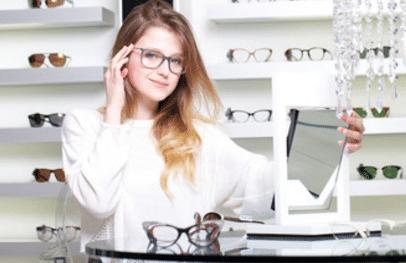 Lån til briller & kontaktlinser - Søg finansiering af briller